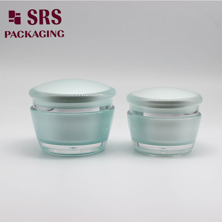 J035 15g 30g Painting Color Acrylic Plastic Eye Gel Jar