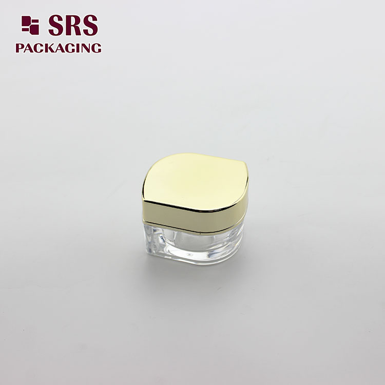 J108 SRS Empty Nail Gel Container Customized 10g Cosmetic Jar