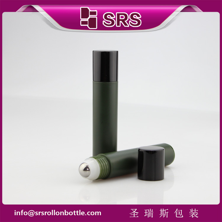 SRS 35ml Plastic Roller Ball Bottle for Hair Essence Serum