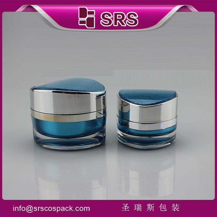J104 SRS Empty 15g 30g Eye Cream Acrylic Mask Jar Container