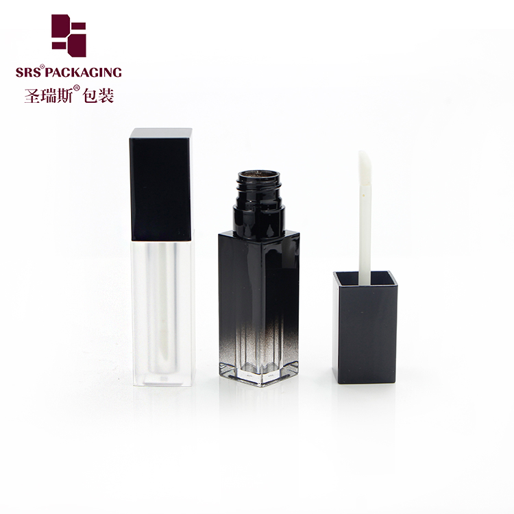 Wholesales SRS makeup cosmetic packaging unique lipgloss tube container 5ml