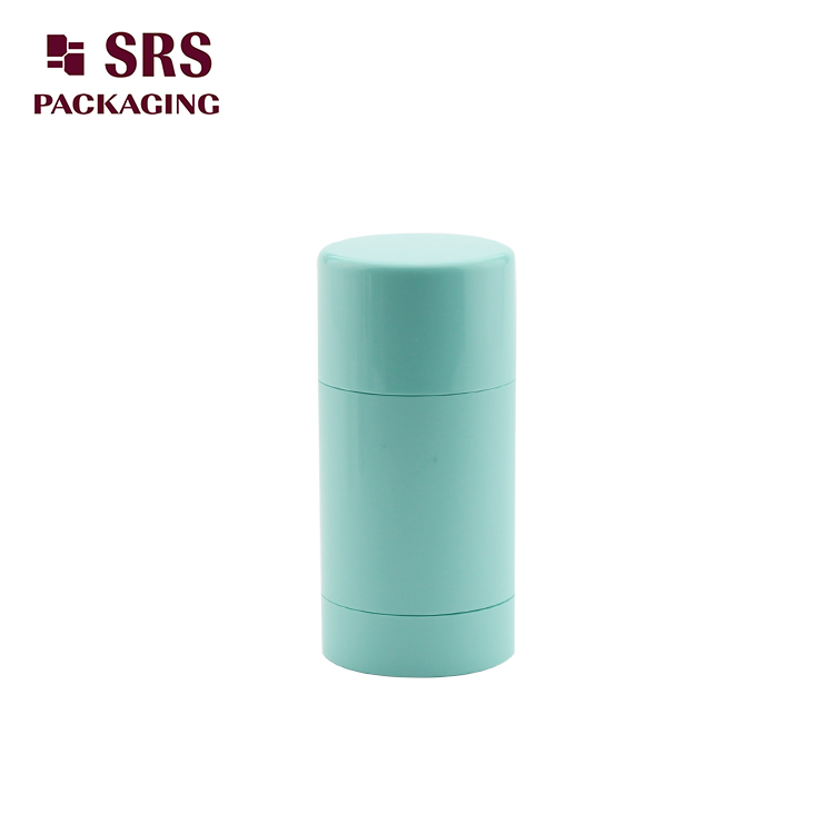 D042 empty AS material 75ml Deodorant stick container 100pcs available